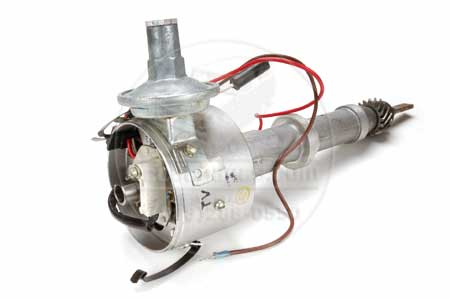 Scout II Prestolite Pointless Distributor - 4 Cylinder