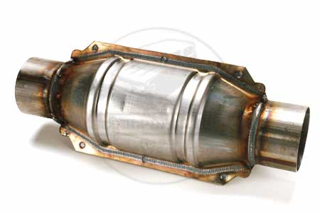 Scout II Catalytic Converter