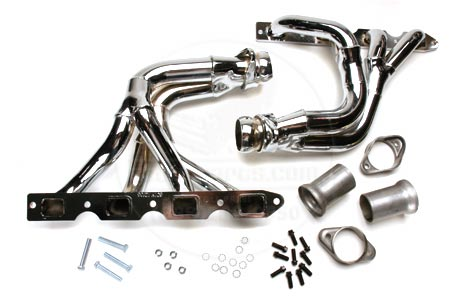 Scout II Headers for V8 -  Tri-Y