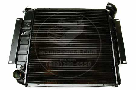 Radiator - Brand New 3 Core Replacement