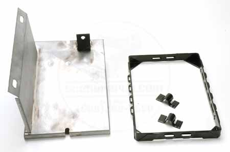 Battery Tray and Hold Down Kit for 4 Cylinder Scouts 80/800