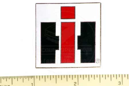 Hat pin, Large IH Logo