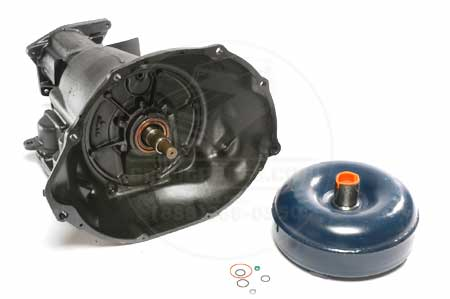 Automatic Transmission - Remanufactured
