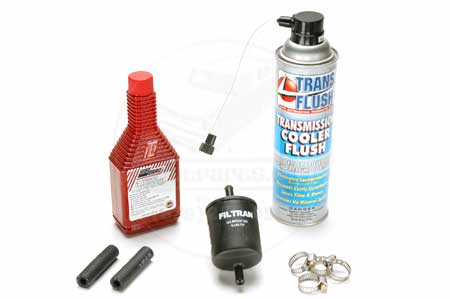 Scout II, Scout 800 Transmission Cleaning Flush Kit For All IH Automatic Transmissions
