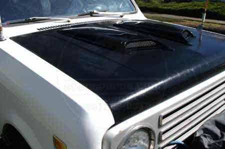 Scout II Hood Scoop (Twin Long)