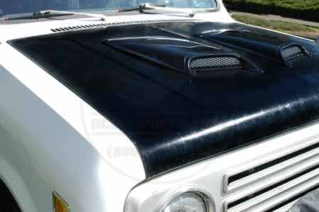 Scout Ii Hood Scoop Twin Short International Scout