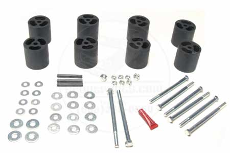 Scout II Body Lift Kit (3 inch)