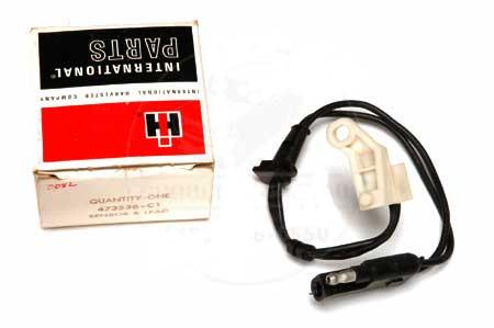 Scout II Distributor Pickup Sensor