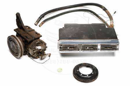 Air Conditioner system Used