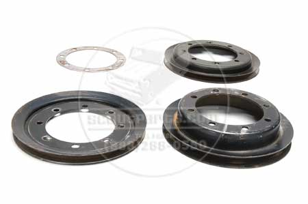 Water Pump Pulley Set