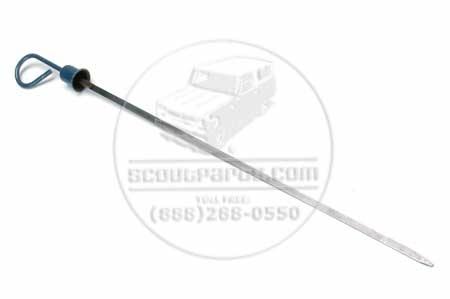 Scout II Diesel - Diesel Dipstick- Engine Oil