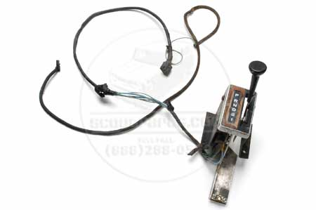 Scout 800 Shift Lever Automatic Transmission  (66-71 )