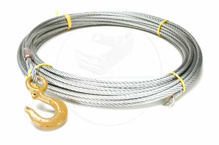 Scout II, Scout 80, Scout 800 Winch Cable