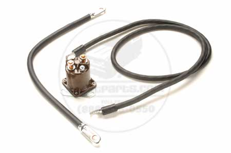 Scout II Winch Solenoid Kit