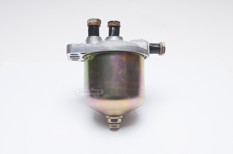 filter fuel assembly - used