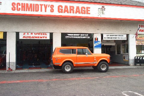 IHC Parts Sales & Service in SoCal
