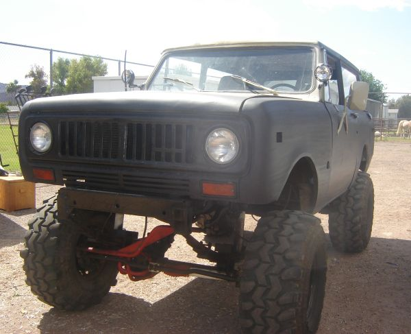 1975 4x4 International Scout Parts Scout Ii Parts