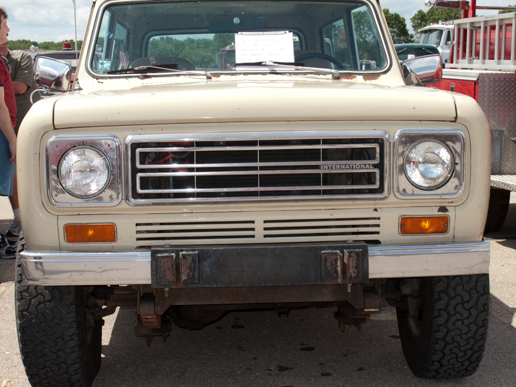 Scout II Grilles - Used (plastic)