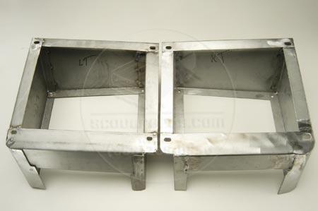 Seat Pedestal - Bucket Seats