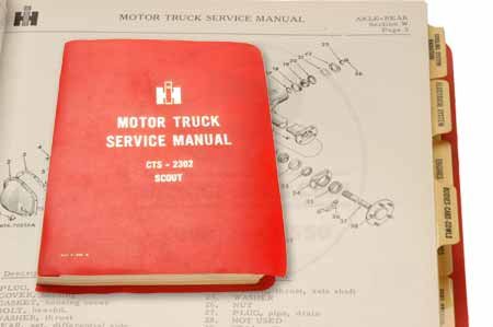 Scout 80, Scout 800 Service Manual For -800
