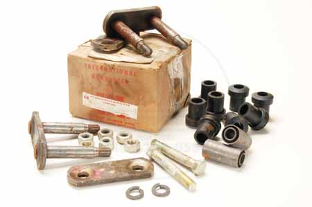 Scout 80, Scout 800 Spring Shackle Kit With Bushings
