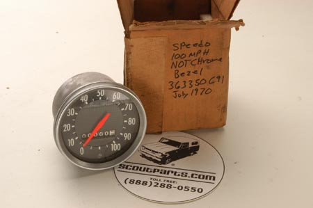 Speedometer - New Old Stock