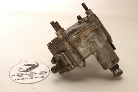 Steering Gear - NEW OLD STOCK