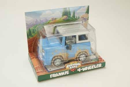 Frankie 4-Wheeler