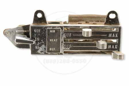 Scout II Vent Heater Control - Used