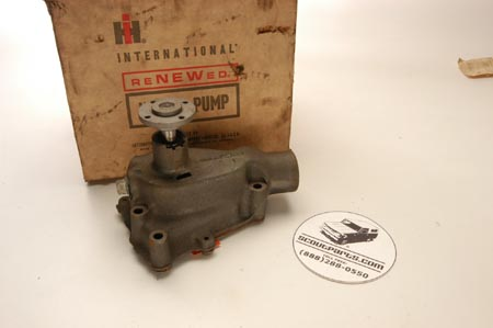 Water Pump - NEW OLD STOCK