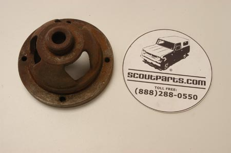 Scout II Water pump hub. USED