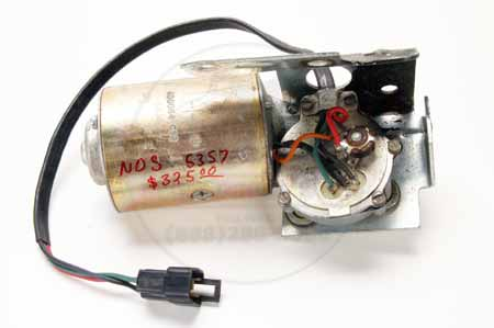 Scout II Wiper Motor - New Old Stock