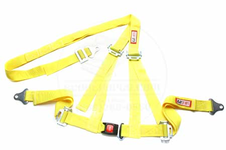 Scout II, Scout 80, Scout 800 Seat Belt Harness System- Off Road