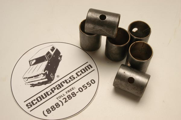 Scout II, Scout 800 6 Cylinder Bearings