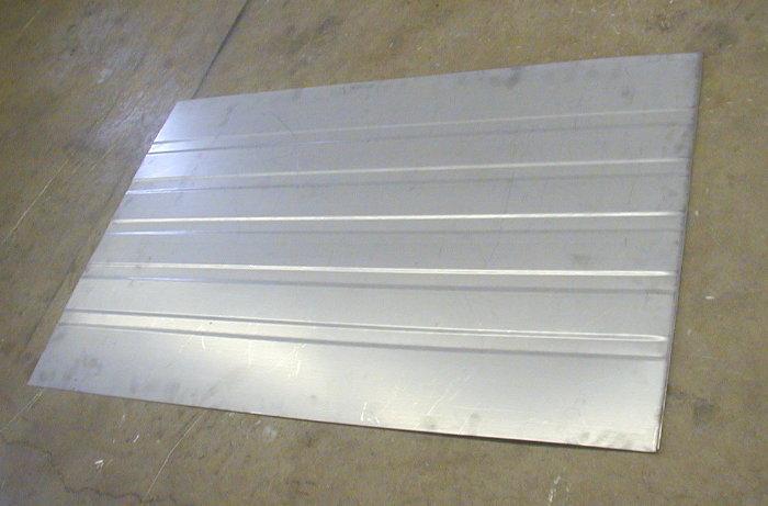 Rear Cargo Floor