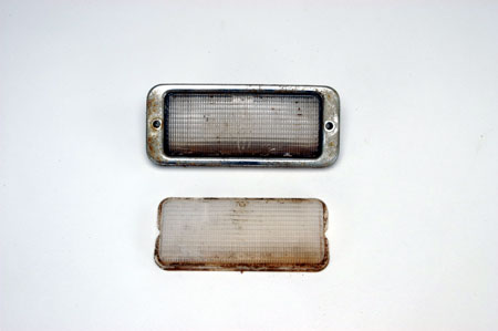 Parking Light lens  - Used