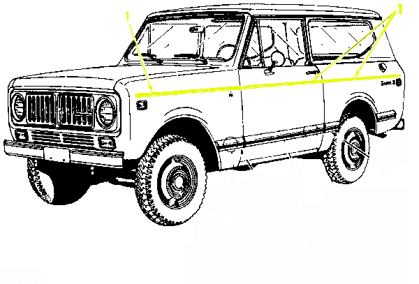 1977 international scout wiring diagram