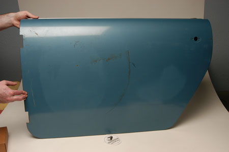 Scout 80 Driver Side Door USED