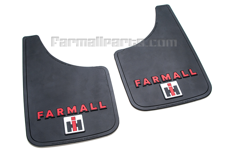 Farmall Mud Flaps Set