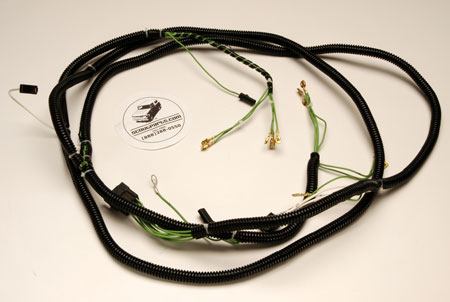 front_harn_driver scout 800a headlight engine wiring harness 1969 to 1970 Scout II Wiring Harness at nearapp.co