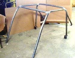 Scout II Front Cage Truck Bar