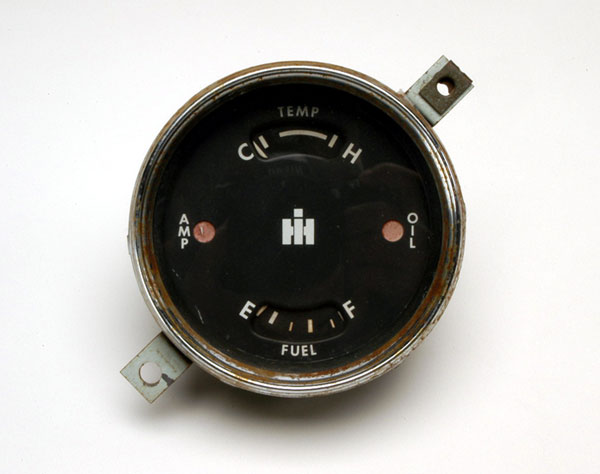 Scout 80 Fuel Temp Gauge