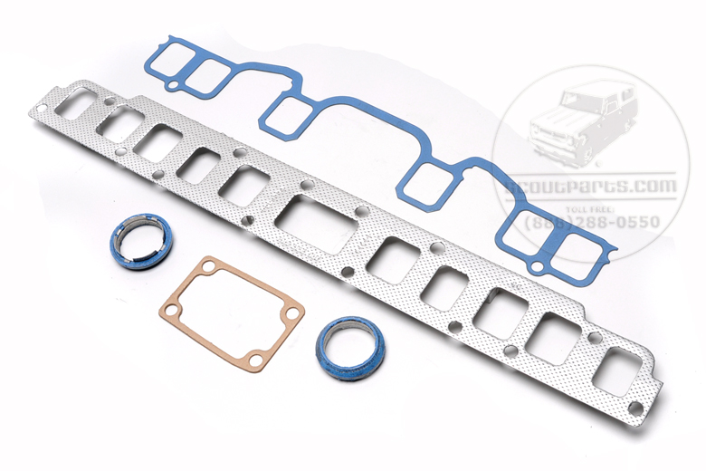 Scout II, Scout 800 Gasket Kit - AMC 6 cylinder engine