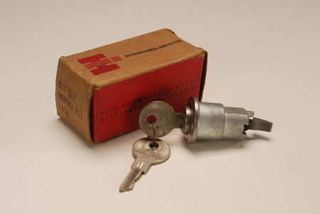 Scout 80 Glove Box Lock   - New old Stock