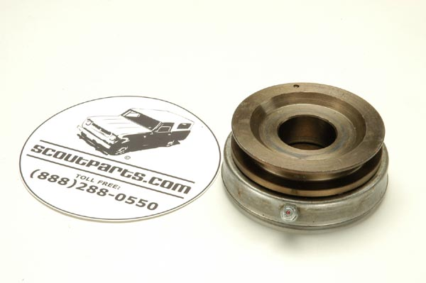 Throwout Bearing With  Sleeve - 3 Speed - USED