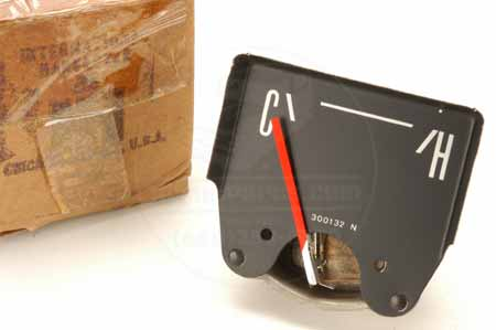 Scout II Gauge Water Temp - New Old Stock