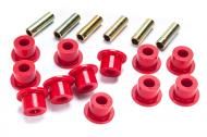 Scout 800 Polyurethane 800A And 800B Spring Bushings (flanged)