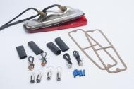 Scout II Tail Light Rebuild Kit -  Early  Kit Does NOT Include Chrome Tail Light.  Made Before March 1978