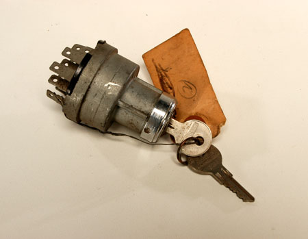 Scout 80, Scout 800 Switch Ignition  - New Old Stock