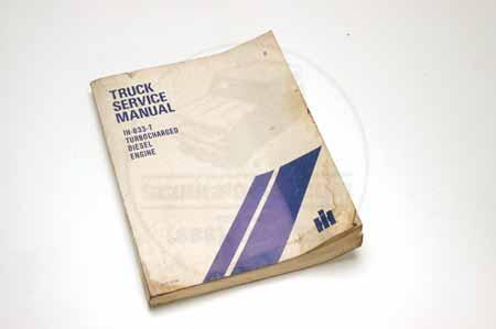 Service Manual -  Diesel Turbo